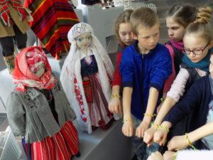 """Projektas """"Gyva tradicija: tautinis kostiumas vakar iš šiandien"""""""