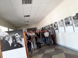 """Fotografijų paroda """"OLGA HAVLOVA"""" Utenoje"""