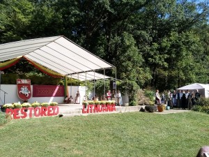 šventė Botanikos sode