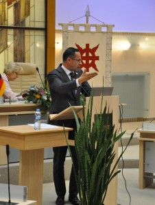 Akimirkos iš tarptautinės konferencijos