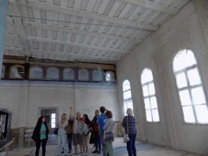 Žiežmarių sinagogoje