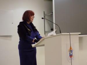 Aktorė K.Kazakevičiūtė