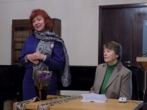Aktorė Kristina Kazakevičiūtė tapo LUMA nare