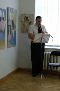 Vilmos Markauskaitės paveikslų paroda