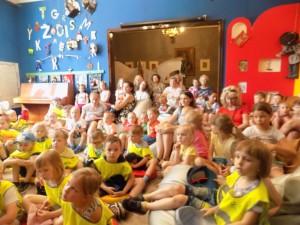 2019 -06-14 Rytmečio šventė Vaikų literatūros muziejuje