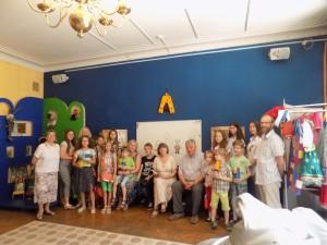 Rytmečio šventė Vaikų literatūros muziejuje