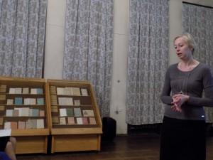 Dailininkė Kristina Giedraitienė