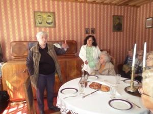 Gidė Asia Gutermanaitė pasakoja apie Šabato vakarą