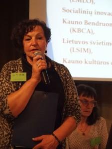 Konferencijoje A.S. Puškino muziejuje