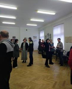 LSIM muziejuje Varno parodos atidaryme