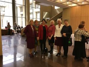LUMA narės Tarptautinėje konferencijoje LR Seime 04 15