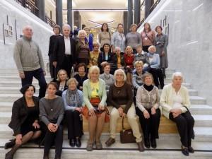 Nacionalinėje M.Mažvydo bibliotekoje 2019 09 27