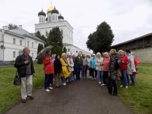 Pskovo kremliuje