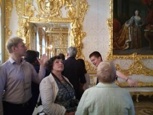 Puškino mieste imperatorienės Jekaterinos rūmai12